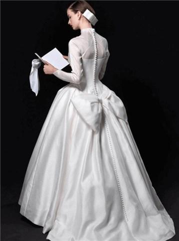 やまとなでしこ 桜子 ウェディングドレス エマリーエ グレースケリー